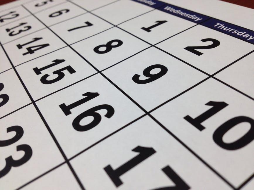 kalendarz na 2018 rok rozkładany - wiszący